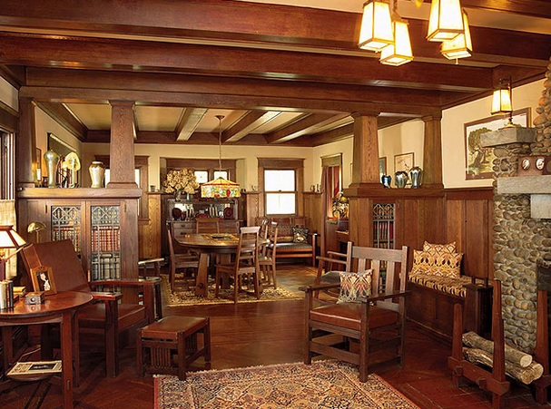 craftsman interior 2